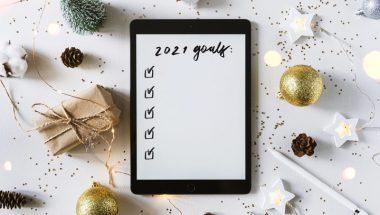 Buoni propositi 2021: ricomincia dalla casa